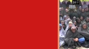 Chibok girls kidnapped by Boko Harama