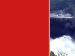 The Kariba Dam is a hydroelectric dam in the Kariba Gorge of the Zambezi river basin between Zambia and Zimbabwe.