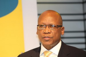 Former MTN Group CEO Sifiso Dabengwa (Photo by Gift Ndolwane)