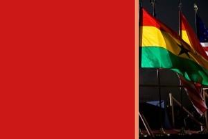 Obama in Ghana (Photo, Whitehouse)