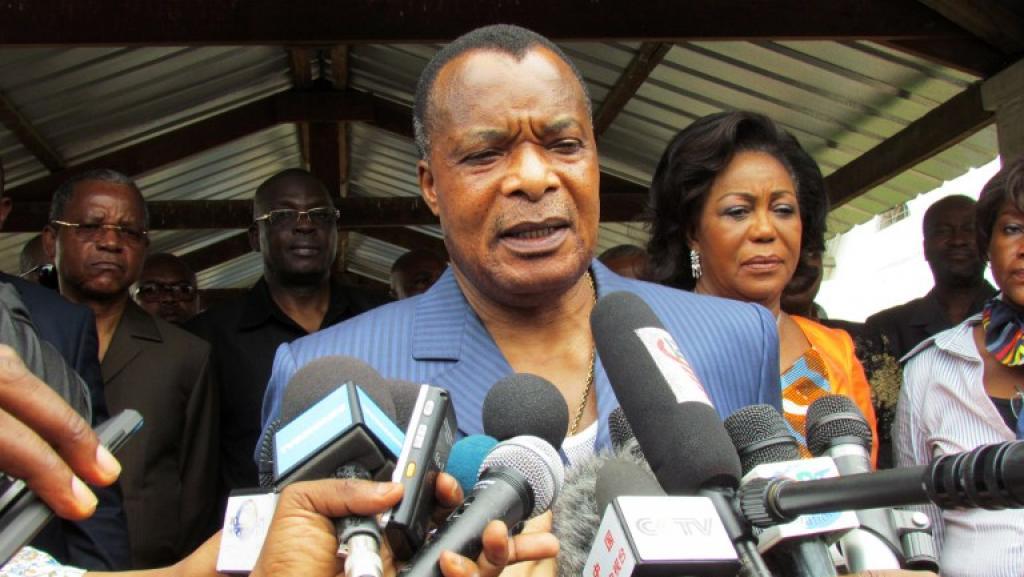 Denis Sassou Nguesso_