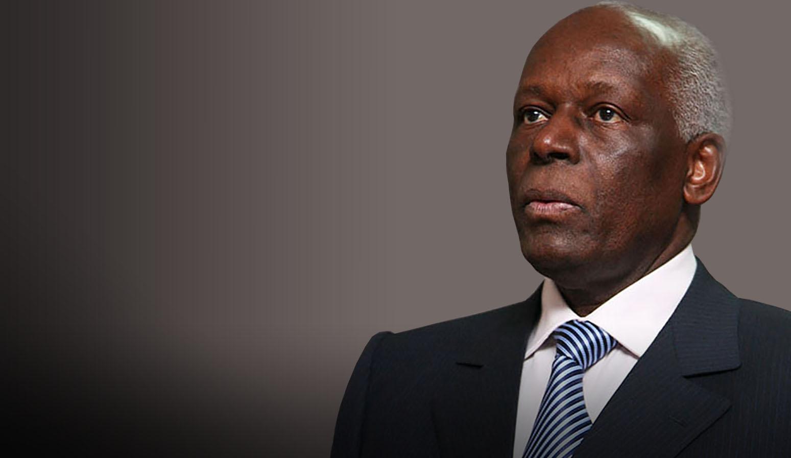 President of Angola, José Eduardo dos Santos