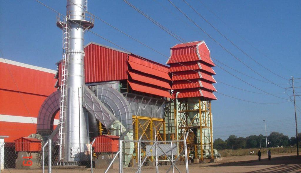 Kafue Steel Plant