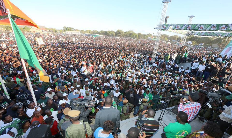 Zambia_PF Political Rally