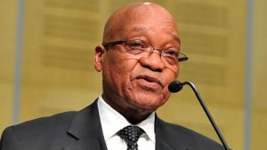 President Jacob Zuma has declared 27 December a public holiday following a request by Fedusa. Pic: SABC